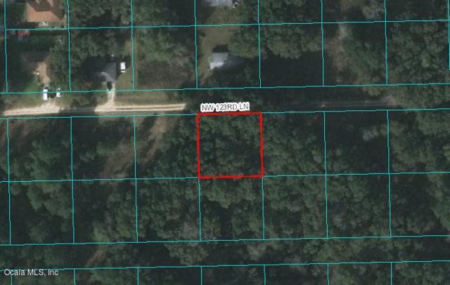 0 NW 123rd Lane, Citra, FL 32113 (MLS #549583) :: Thomas Group Realty