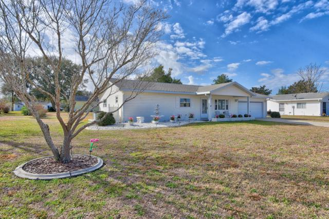 6384 SW 111th Place, Ocala, FL 34476 (MLS #549637) :: Thomas Group Realty
