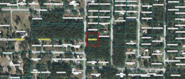 Lots 20.21 NW 113th Court, Ocala, FL 34482 (MLS #549709) :: Thomas Group Realty