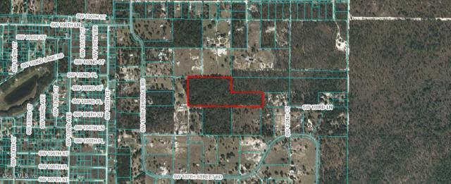 0 SW 103rd Lane, Dunnellon, FL 34432 (MLS #549775) :: Bosshardt Realty