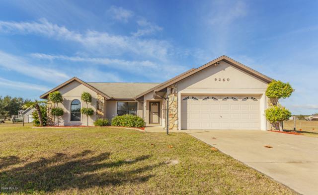9260 County Road 128C, Wildwood, FL 34785 (MLS #550033) :: Realty Executives Mid Florida