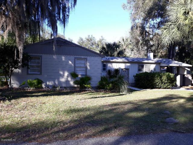 233 NE 12th Terrace, Ocala, FL 34470 (MLS #550079) :: Realty Executives Mid Florida