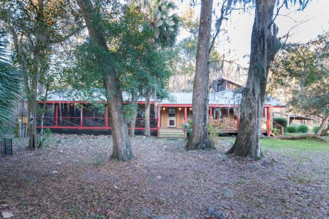 22320 NW 87th Ave Road, Micanopy, FL 32667 (MLS #550122) :: Thomas Group Realty