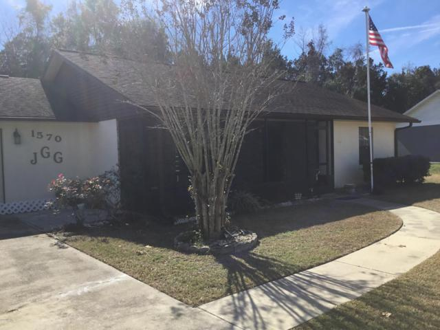 1570 SE 54th Place, Ocala, FL 34480 (MLS #550257) :: Bosshardt Realty