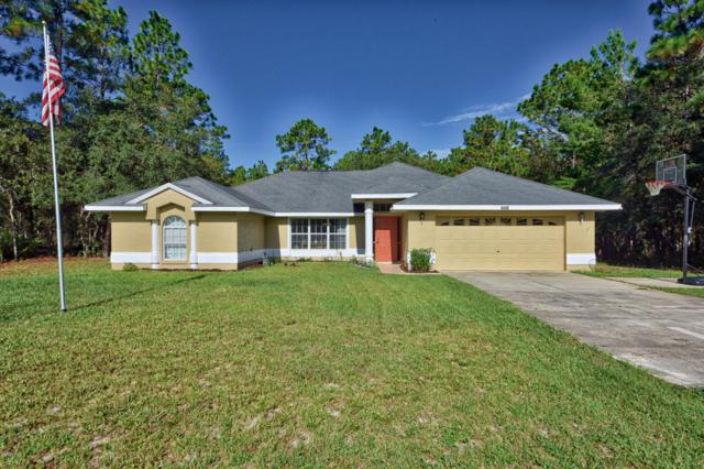 6440 SW 135th Terrace Road, Ocala, FL 34481 (MLS #550273) :: Thomas Group Realty