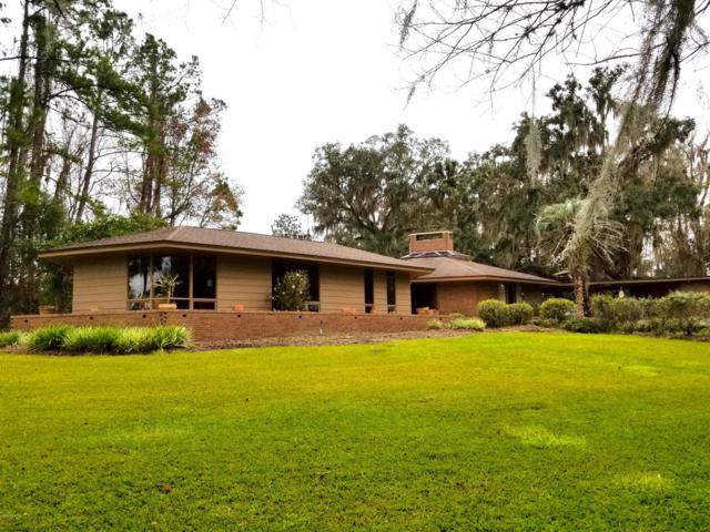 1730 SW 42nd Street, Ocala, FL 34471 (MLS #550375) :: Bosshardt Realty