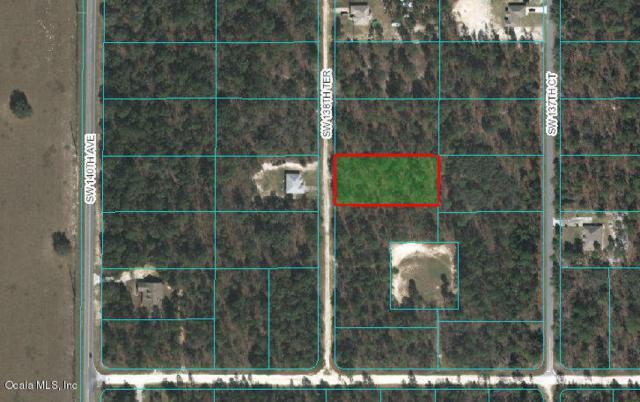 TBD SW 138th Terrace, Ocala, FL 34481 (MLS #550487) :: Bosshardt Realty