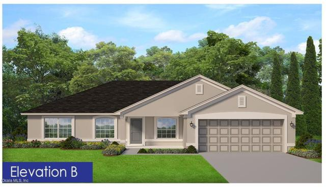 4045 SE 98th Place, Belleview, FL 34420 (MLS #550492) :: Bosshardt Realty