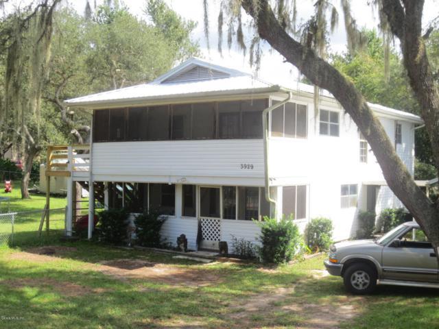 3929 NE 172nd Avenue, Silver Springs, FL 34488 (MLS #550541) :: Realty Executives Mid Florida