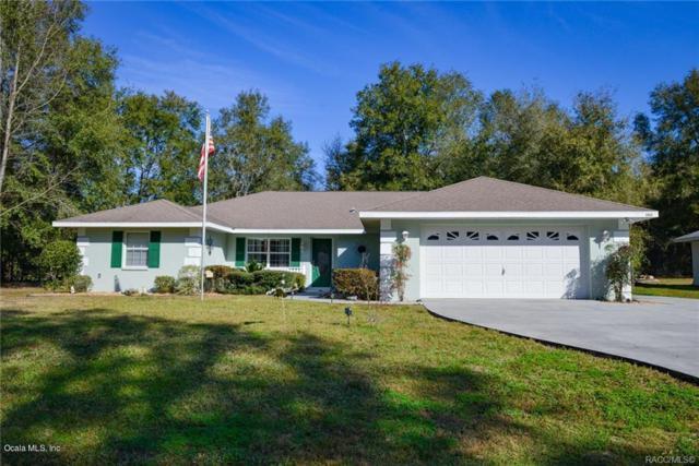3863 E Bennett Street, Inverness, FL 34453 (MLS #550576) :: Bosshardt Realty