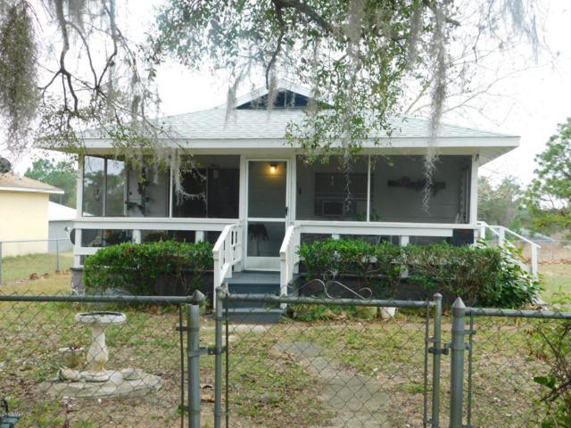 12300 SE 103rd Terrace, Belleview, FL 34420 (MLS #550645) :: Bosshardt Realty