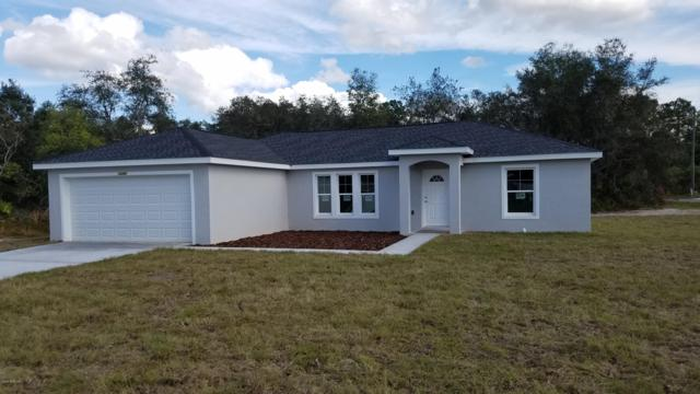 8950 SE 159th Place, Summerfield, FL 34491 (MLS #550648) :: Realty Executives Mid Florida
