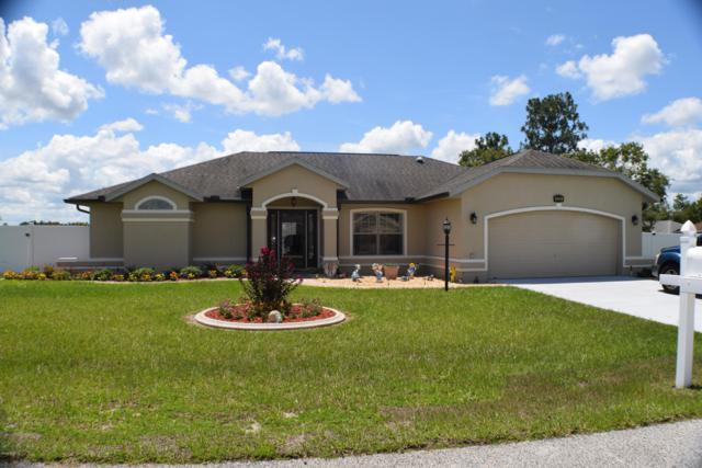 8526 SW 133rd Lane Road, Ocala, FL 34473 (MLS #550658) :: Thomas Group Realty
