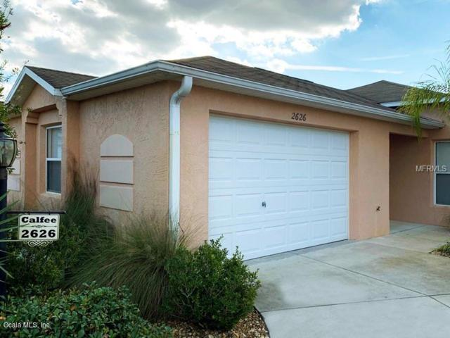 2626 Dartford Terrace, The Villages, FL 32159 (MLS #550791) :: Bosshardt Realty
