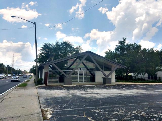 901 E Silver Springs Boulevard, Ocala, FL 34470 (MLS #550806) :: Bosshardt Realty