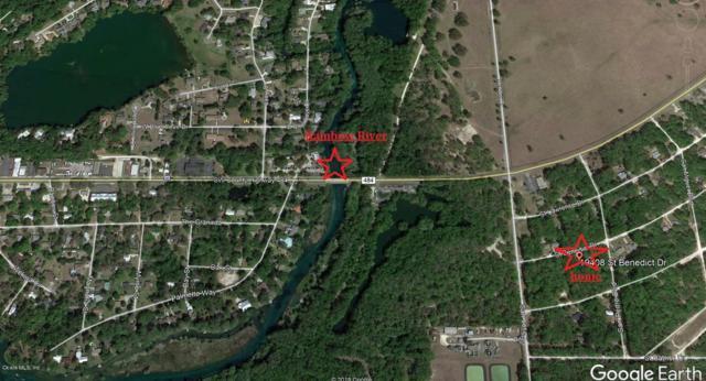 19408 St Benedict Drive, Dunnellon, FL 34432 (MLS #550893) :: Bosshardt Realty
