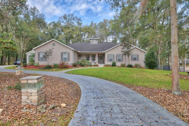 11160 NW 17th Court Road, Ocala, FL 34475 (MLS #550962) :: Realty Executives Mid Florida
