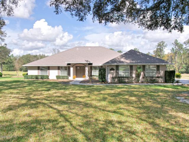 5894 NW 80th Avenue Road, Ocala, FL 34482 (MLS #550970) :: Thomas Group Realty