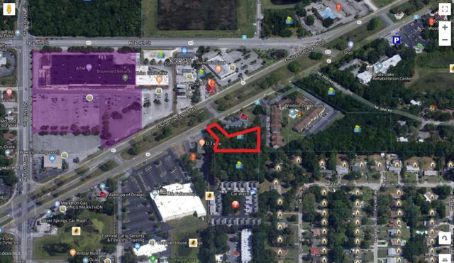 3810 E Silver Springs Boulevard, Ocala, FL 34470 (MLS #550994) :: Realty Executives Mid Florida