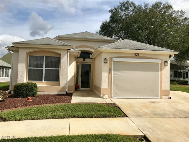531 Alcazar Court, The Villages, FL 32159 (MLS #551152) :: Realty Executives Mid Florida