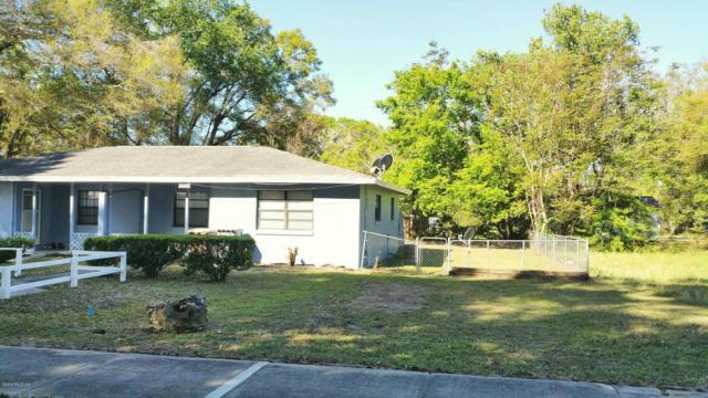 1420 NW 18th Avenue, Ocala, FL 34475 (MLS #551203) :: Bosshardt Realty