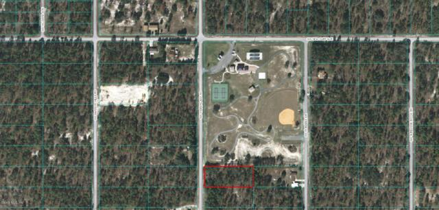 Lot 34 SW Timberlake Dr, Dunnellon, FL 34431 (MLS #551271) :: Realty Executives Mid Florida