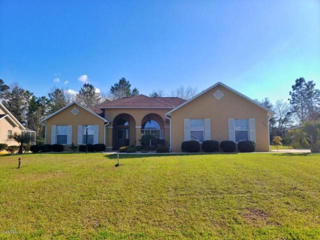 5240 SW 111th Lane Road, Ocala, FL 34476 (MLS #551319) :: Bosshardt Realty
