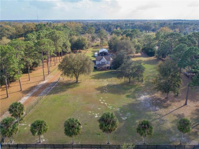 91 County Road 210, Oxford, FL 34484 (MLS #551333) :: Thomas Group Realty