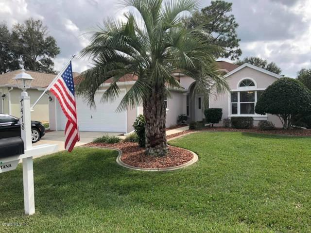 7478 SW 112th Place, Ocala, FL 34476 (MLS #551351) :: Thomas Group Realty