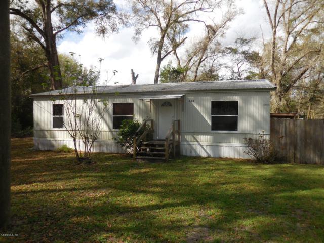 562 SE 3rd Street, Williston, FL 32696 (MLS #551359) :: Realty Executives Mid Florida