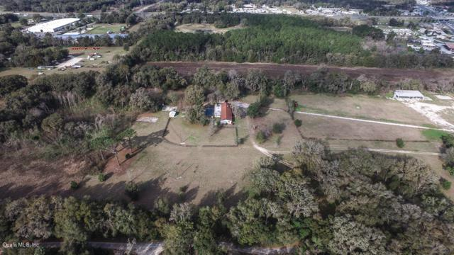 1360 NW 33rd Avenue, Ocala, FL 34475 (MLS #551363) :: Thomas Group Realty