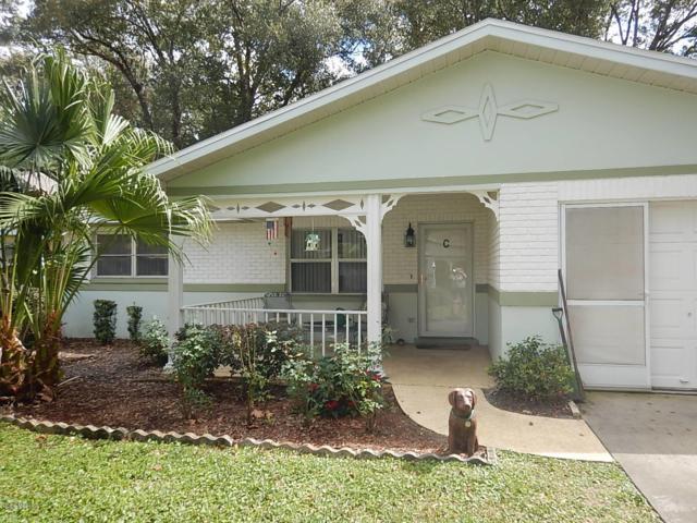 8626 SW 97th  Lane Road C, Ocala, FL 34481 (MLS #551367) :: Thomas Group Realty