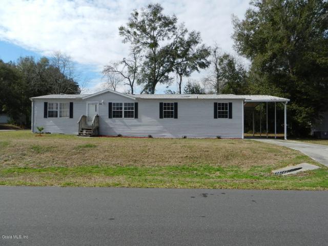 8782 SW 66th Terrace, Ocala, FL 34476 (MLS #551445) :: Thomas Group Realty