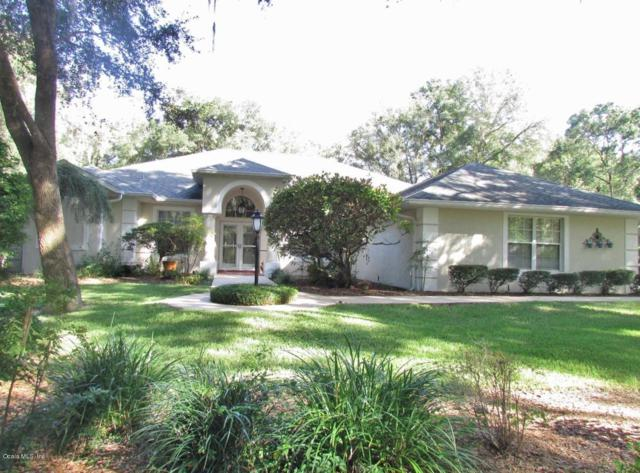 9749 SW 188th Terrace, Dunnellon, FL 34432 (MLS #551485) :: Realty Executives Mid Florida