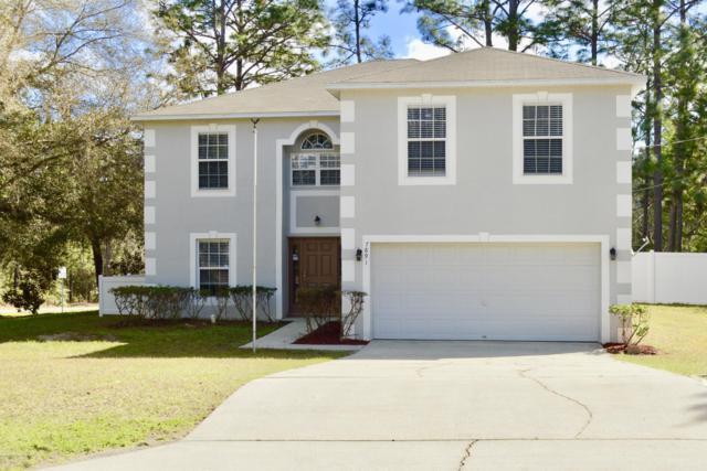 7891 N Galena Avenue, Citrus Springs, FL 34434 (MLS #551517) :: Realty Executives Mid Florida