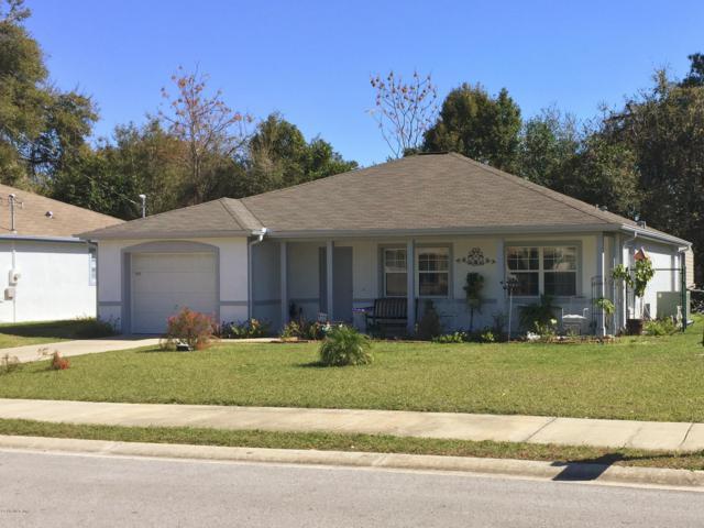 1416 NE 32nd Terrace, Ocala, FL 34470 (MLS #551580) :: Bosshardt Realty