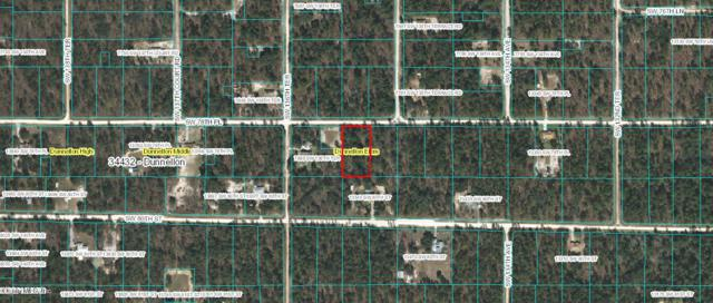 Lot11 W1/2 SW 78th Place, Dunnellon, FL 34432 (MLS #551583) :: Realty Executives Mid Florida