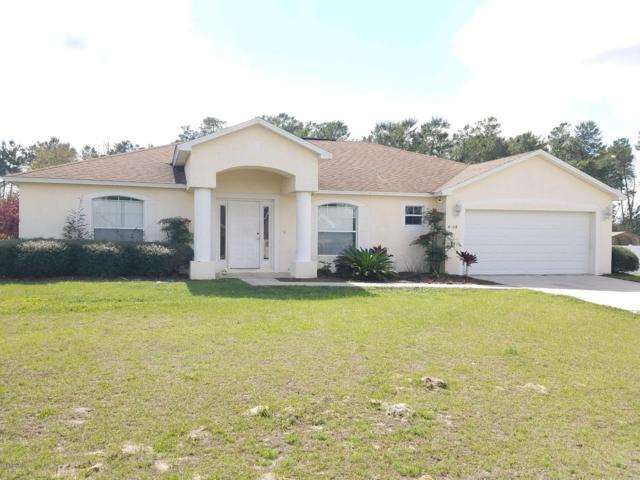 4504 SW 106th Place, Ocala, FL 34476 (MLS #551605) :: Thomas Group Realty