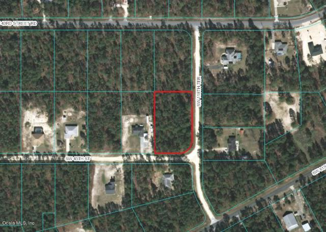 4444 SW 118 Terrace, Ocala, FL 34481 (MLS #551681) :: Realty Executives Mid Florida