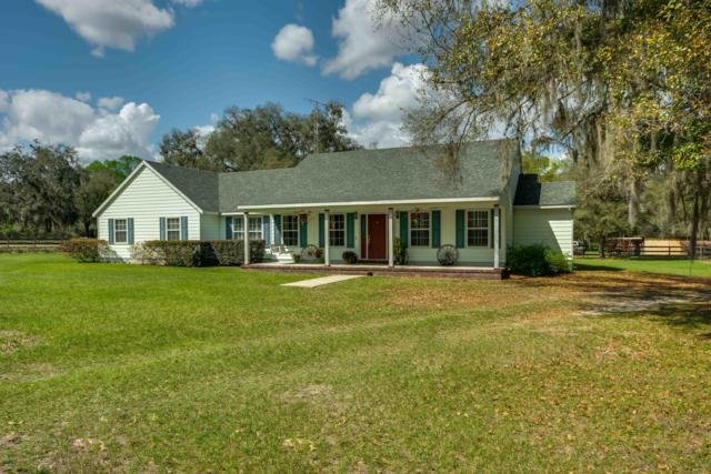18368 NW 43rd Court Road, Citra, FL 32113 (MLS #551763) :: Bosshardt Realty