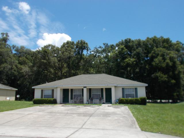 1663 SW 107th Lane, Units 1 And 2, Ocala, FL 34476 (MLS #551819) :: Pepine Realty