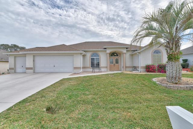 5276 NW 20th Place, Ocala, FL 34482 (MLS #552002) :: Bosshardt Realty