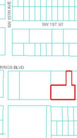 1734 W Silver Sprins Boulevard, Ocala, FL 34475 (MLS #552007) :: Bosshardt Realty