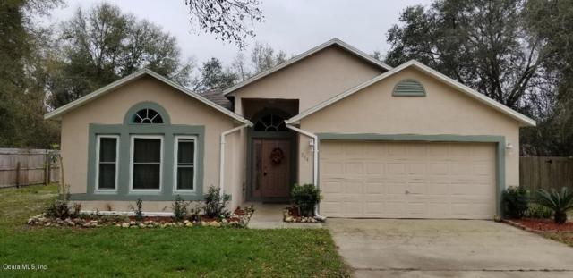 244 Marion Oaks Trail, Ocala, FL 34473 (MLS #552053) :: Bosshardt Realty