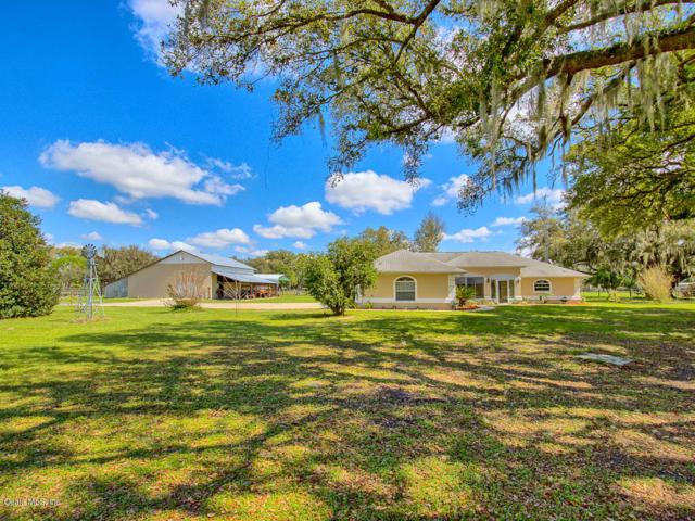 10555 SE 25th Avenue, Ocala, FL 34480 (MLS #552062) :: Thomas Group Realty