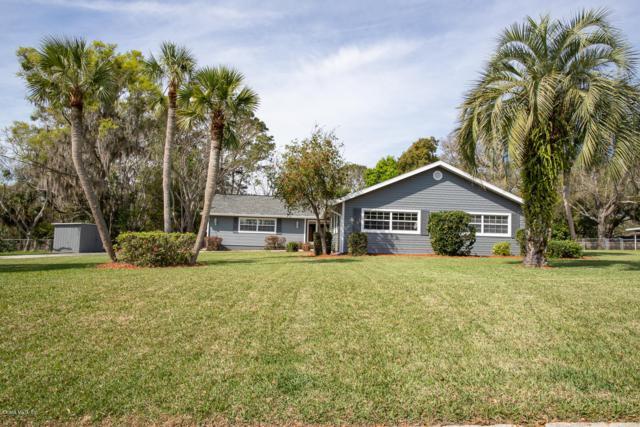 844 SE 24th Terrace, Ocala, FL 34471 (MLS #552091) :: Pepine Realty