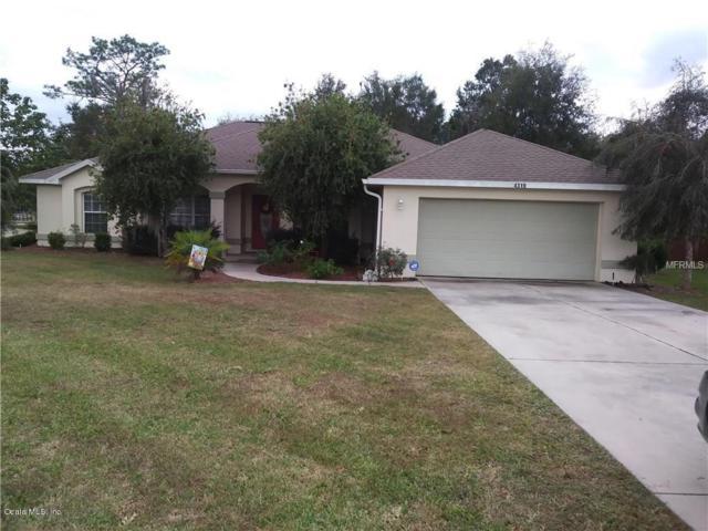 4319 NW 4TH Circle, Ocala, FL 34475 (MLS #552112) :: Thomas Group Realty