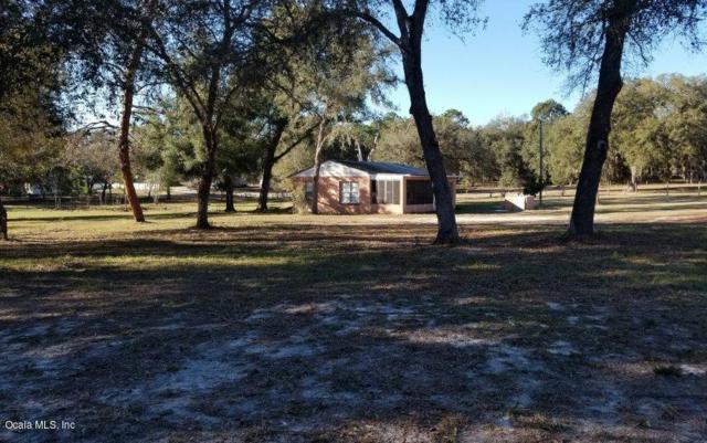 1838 NE 145th Ave Road, Silver Springs, FL 34488 (MLS #552297) :: The Dora Campbell Team