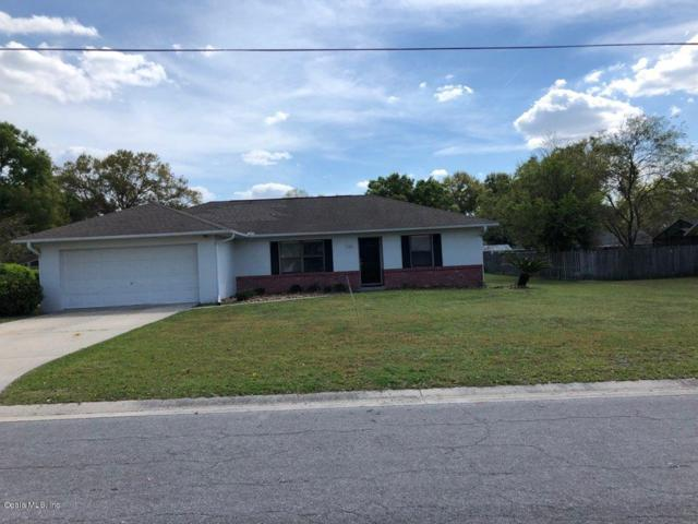 4380 SE 57th Lane, Ocala, FL 34470 (MLS #552330) :: Bosshardt Realty