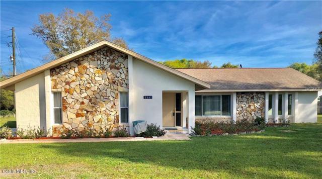 5941 SE 5 Place, Ocala, FL 34472 (MLS #552367) :: Realty Executives Mid Florida